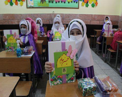 برگزاری جشن شکوفه ها ویژه گروه اول-29 شهریور ماه