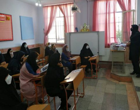 برگزاري اولين جلسه ديدار با اوليا ويژه کلاس اول دو و پایه سوم
