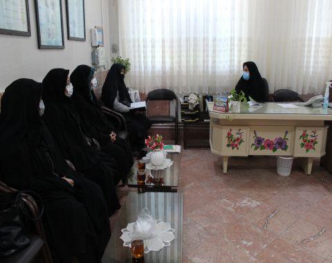 برگزاری جلسه هماهنگی جشن قرآن پایه اول و افتتاحیه طرح آیات